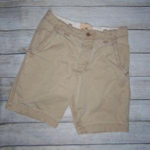 Hollister Shorts - Hollister Heavy Cargo Shorts 32